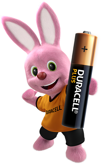 Bunny introducerer Alkaline Plus AAA-batteri